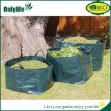 Onlylifeのホーム庭のPEファブリック再使用可能な庭袋
