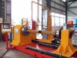 cortadoras grandes del plasma y de llama del CNC del perfil del tubo del diámetro de los 2.5m