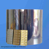 AAA를 포장하는 PVC 필름 0.20mm-0.80mm 약제 포장 물집