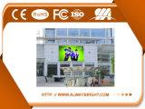 Schermo di visualizzazione di alta risoluzione del LED di pubblicità esterna