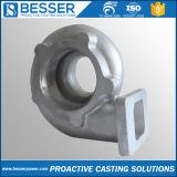 ISO/Ts16949 perdeu a carcaça Ss304L 316ti 410 da precisão da cera 1.4308 carcaça da precisão do aço de liga da carcaça 20cr 8620 da precisão do ferro
