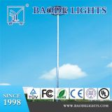 International Certification Hight Mast Lighting (BDG10)の変化