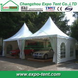 4X4m Temporary Outdoor Garden Party pagoda tienda