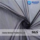 100%のカーテンの装飾のためのナイロン蚊帳地ファブリック38GSM
