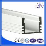 Perfil de la aleación de aluminio para el LED con diverso color