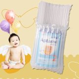 Imballaggio sano per il bambino con i sacchetti della colonna dell'aria di latte in polvere