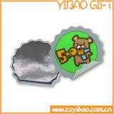 Magnete del frigorifero del PVC di alta qualità della presa di fabbrica per i punti di Promotonal (YB-d-004)