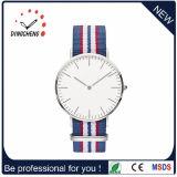 Relógio de nylon de quartzo da cinta do encanto de 2015 formas (DC-852)