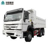 Camion à benne basculante professionnel du dumper HOWO de tombereau de Sinotruk d'approvisionnement de 35tons