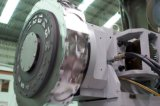 CT3-76y2m que gira & que mmói (torno do CNC) o eixo & a torreta três gêmeos Center