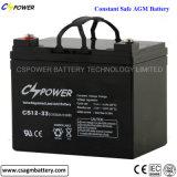 Bateria profunda 12V do ciclo de SMF