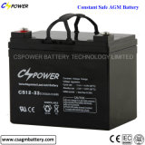 SMFの深いサイクル電池12V