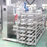 Esterilizador de la leche/del jugo de Uht/máquina de esterilización Uht-1.6