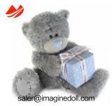 Stuffed morbido Animal Fur Pet Puppet Plush Toy per Children