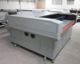 резец лазера 100W 1800*1000mm двойной автоматический распространяя для кожи и одежды