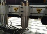공장은 2000*2500*200mm를 8개의 스핀들 CNC 대패 조각 기계 공급한다