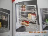 De Stevige Houten Keuken Furnitures van de okkernoot