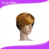 Peruca de cabelo sintético das perucas de China