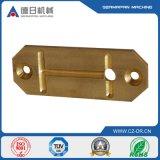 OEM Service Copper Plate Copper Casting met CNC Machining