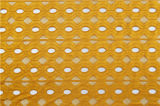 衣服のアクセサリのかぎ針編みの刺繍ファブリックレース