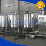 Système de nettoyage de machine de lait (500L/Tank)