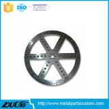 Изготовленный на заказ металлический лист точности ISO штемпелюя части