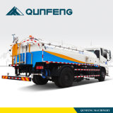 Leerendes Truck mit High Pressure Cleaning Truck