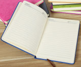 Cuaderno de cuero occidental, cuaderno de la insignia A4/A5, cuaderno de cuero de encargo