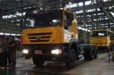 Tipper de Kingkan 8X4/caminhão novos quentes anúncio publicitário da descarga
