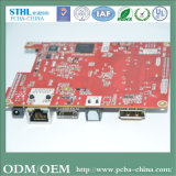 Carte à circuit électronique double face de Shenzhen Sthl