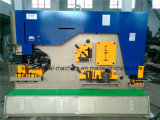 Hydrauli C Punching e Shearing Machine (200T, 35mm & &Phi40mm)