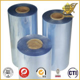 Película fina dura transparente del PVC para el embalaje farmacéutico