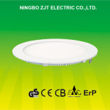 luz de painel redonda do diodo emissor de luz de 12W 170mm com o ERP dos CB do Ce