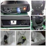 Testa mobile della lampada di Paky 7r 230W dell'argilla per illuminazione del LED