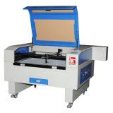 Подвижной и Exchangeable автомат для резки лазера для материалов неметалла