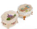 Коробка ювелирных изделий высокого качества, коробка хранения ювелирных изделий Китая