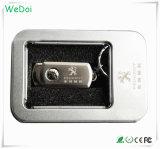 경쟁가격 (WY-M10)에 OEM 금속 USB 기억 장치 지키