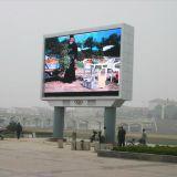 LEIDENE van het Kabinet van het Aluminium van het Afgietsel van de matrijs het OpenluchtP10 Scherm van de Vertoning