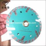 La circulaire CB-22 scie la lame pour le découpage de granit (125X22.23mm)