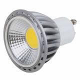 [3و] [5و] [غ10] عرنوس الذرة [لد] مصباح كشّاف بصيلة مع ألومنيوم منزل