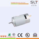 motor micro ajustado velocidad de la C.C. del cepillo de 12V 24V P.M.