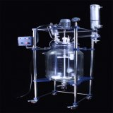 Exheb-80L Ex-Proof Jacketed Glass Reactor com banho de aquecimento