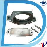 Acoplamentos Grooved do conetor da tubulação da braçadeira do aço inoxidável