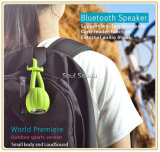 Le haut-parleur portatif imperméable à l'eau plié de Bluetooth avec la carte de FT a supporté la bonne qualité saine (ID6015)