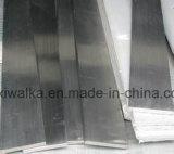 Штанга нержавеющей стали плоская с длиной 6m