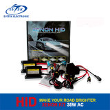 A melhor Selling Car Headlight Wholesale C.A. 35W HID Xenon Kit de 2016 com Ballasts magro