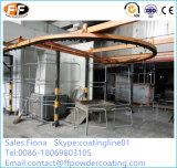Ligne de pulvérisation de poudre de surface en métal