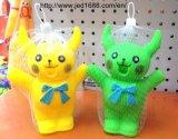 Nombre d'actions en plastique jouet de jouet animal en plastique