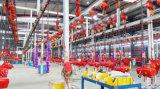 Elche 3 Kilowatt übersetzter Motor 7.5 Tonnen-elektrische Kettenhebevorrichtung mit Haken