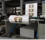 Machine d'impression de Flexo de 4 couleurs